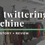 SHOP WELL | The Twittering Machine: Brand Story + Review